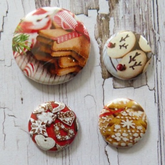Badges - Gourmandise