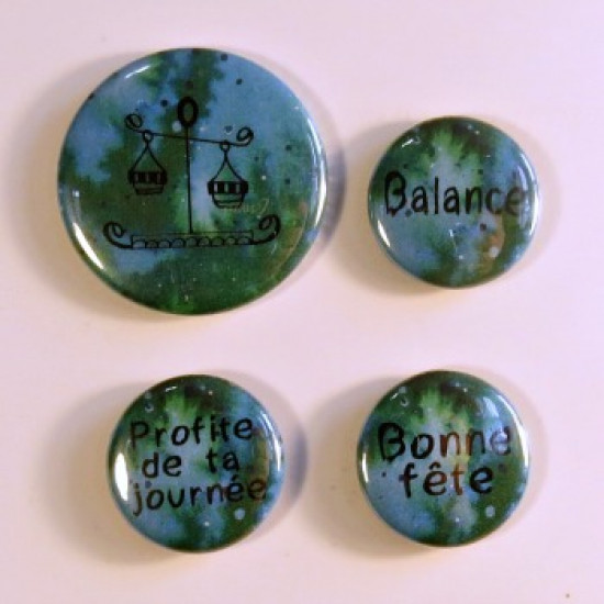 badge horoscope-balance-aqua