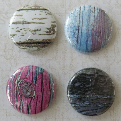 Badge texture- bois-2