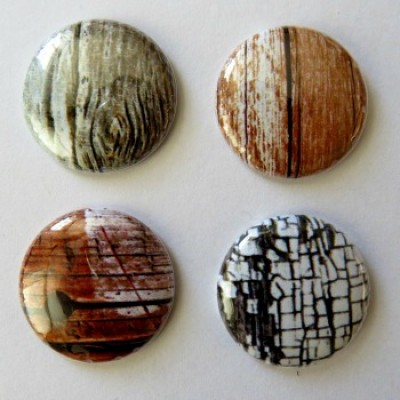Badge texture- bois-4