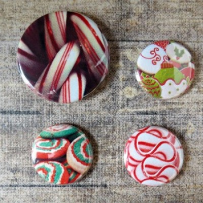 Badge texture-Bonbon