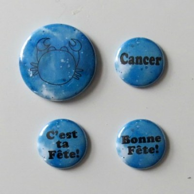 badge horoscope-cancer-bleu
