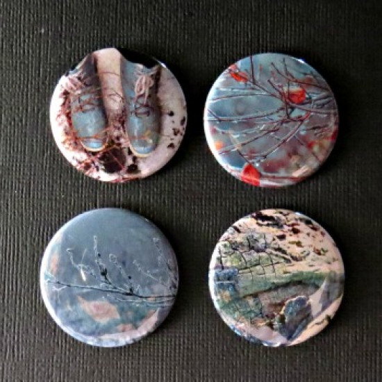 Gros badge-hiver