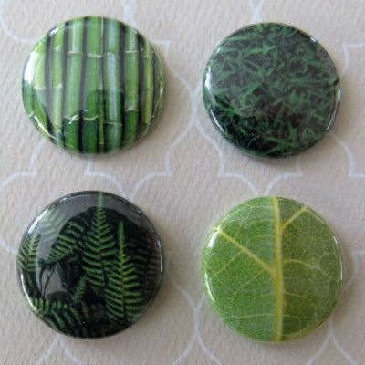 Badge texture- nature-1