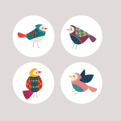 Jan2020B-2- Gros badge oiseau