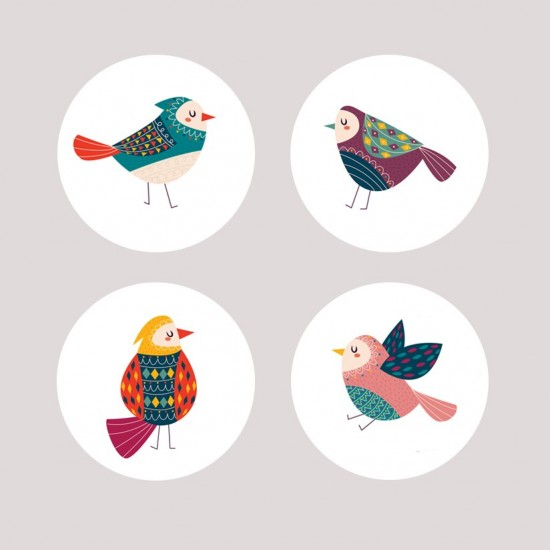 Jan2020B-3- Petit badge oiseau