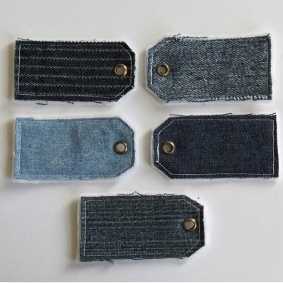Mini tags jeans- février 2018