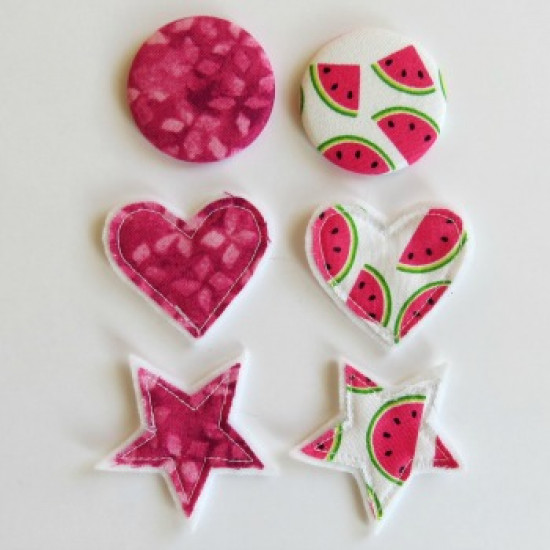Kit textile- Collection melon